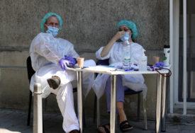 POZITIVNO 6.050 LJUDI Rekordan broj zaraženih u jednom danu, najkritičniji ZAGREB