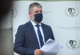 """""""MASKA ŠTITI OD SVIH RESPIRATORNIH INFEKCIJA"""" Šeranić najavio plan vakcinacija u Srpskoj"""