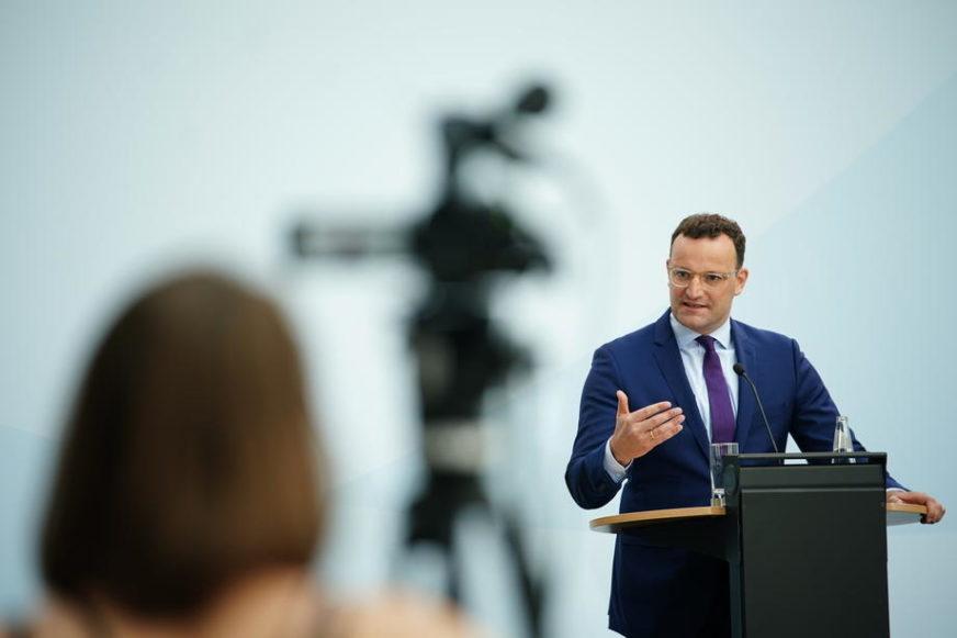 KRIVE TURISTE I PROSLAVE Najveći dnevni rast zaraze u Njemačkoj