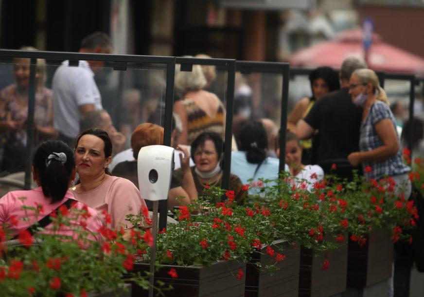 OZBILJNO SHVATILI SITUACIJU Većina ugostitelja i hotelijera u Srpskoj poštuje epidemiološke mjere