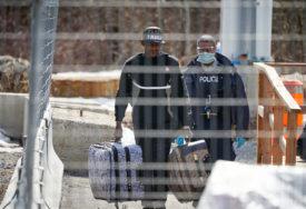 POJEDINCI PREDLAGALI IZGRADNJU ZIDA Kanadsko-američka granica ostaje zatvorena