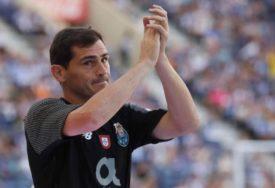 EMOTIVAN OPROŠTAJ Real: Kasiljas je jedan od najvažnijih igrača