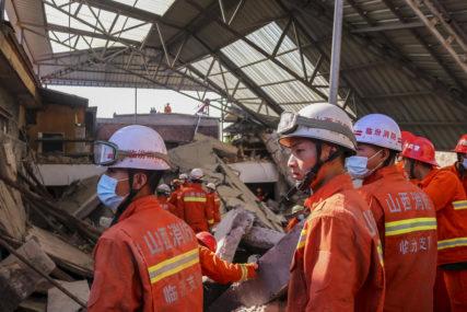 RESTORAN SE SRUŠIO TOKOM PROSLAVE Iz ruševina izvučeno 57 žrtava, poginulo 29 LJUDI