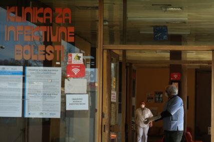Urgentni centar UKC Srpske: Za pet mjeseci pregledano 10.000 pacijenata sa simptomima korona virusa (VIDEO)