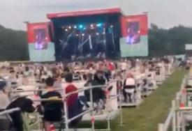 NASTUP U VRIJEME  PANDEMIJE Održan prvi koncert sa socijalnom distancom (FOTO, VIDEO)