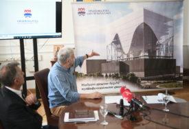 NAJBOLJI RAD STIGAO IZ BEOGRADA Izabrano idejno rješenje budućeg kongresnog centra u Banjaluci