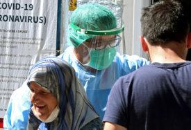 KORONA UZIMA DANAK U ovoj zemlji od posljedica virusa za dan preminulo 1.247 ljudi