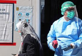 TESTIRAN 531 UZORAK U Kantonu Sarajevu još 43 zaraženih virusom korona