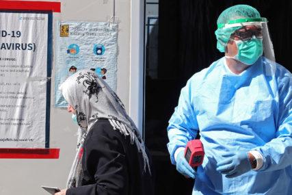 DVIJE OSOBE PREMINULE Korona virus potvrđen kod još 20 osoba u Sarajevu