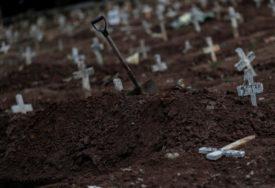 TRI MILIONA ZARAŽENIH Broj umrlih od korone u ovoj zemlji PREMAŠIO 100.000