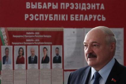 OPTUŽUJE OPOZICIJU ZA NASILJE Lukašenko: Ako pristane na nove izbore Bjelorusija će UMRIJETI