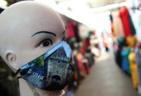 KORONA MODA Maske kao fensi detalj i MINI PANO za predizbornu kampanju (FOTO)