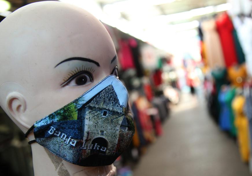DIZAJNERI IZ ZATVORA Osuđenici sašili zaštitne maske pa završili na SEDMICI MODE