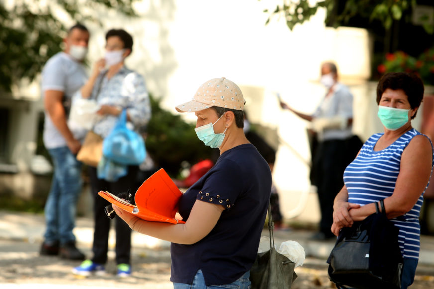 APEL GRAĐANIMA DA POŠTUJU MJERE ZAŠTITE Za dan kažnjene 623 osobe zbog nenošenja maski