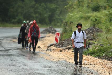 PUNOLJETNIH MUŠKARACA 210 U Bijeljini otkriveno 214 migranata
