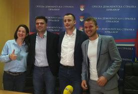 SDS PREDSTAVIO SVOG ADUTA Milan Aleksić kandidat za načelnika PRNJAVORA