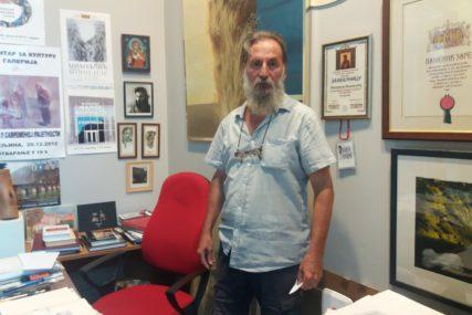 NEOSTVARENA ŽELJA Svestrani umjetnik strpljivo čeka na prvu samostalnu izložbu u GRADU U KOJEM SE SKRASIO