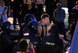 NASTAVLJAJU SE PROTESTI Uhapšeno 20 demonstranata u centru Minska