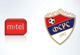 Kompanija M.tel POSTALA SPONZOR Fudbalskog saveza Republike Srpske