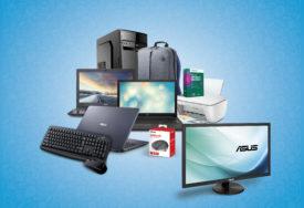 ZA NOVE ŠKOLSKE POBJEDE Odlični laptopi, računari i računarska oprema na rate u m:tel ponudi