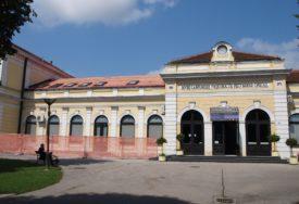 POČELA SANACIJA KROVA Prva faza obnove Muzeja savremena umjetnosti Srpske