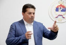 HAJKA IZ SARAJEVA Stevandić: Napadi na Viškovića podvala onih koji kriju svoju ratnu prošlost