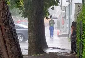 UPOZORENJA NA OLUJNO NEVRIJEME Nadležne službe u Crnoj Gori i Hrvatskoj najavljuju obilne padavine