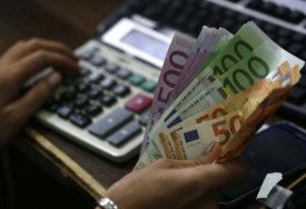 ALARMANTNI PODACI Za pola godine BiH izgubila skoro MILIJARDU MARAKA