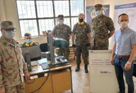 PROJEKAT ORUŽANIH SNAGA Obilježeno 50.000 komada malog i lakog naoružanja