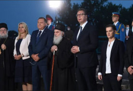 """SJEĆANJE NA STRADALE U """"OLUJI"""" Dodik: Osveta Srba je život i sloboda"""