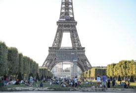 REKORDNE GUŽVE U FRANCUSKOJ Kolone duge 820 kilometara na PLUS 40 STEPENI