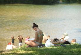 PONOVO VRUĆINE Sutra pretežno sunčano vrijeme, temperatura do 31 STEPEN