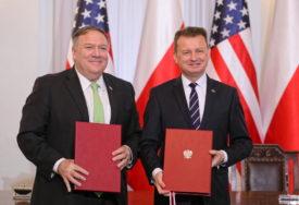 VEĆE PRISUSTVO AMERIKE Pompeo u Poljskoj potpisao sporazum o vojnoj saradnji