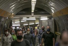 NAIŠLI NA PROTIVLJENJE GRAĐANA Češka ublažila mjere o obaveznom nošenju maski