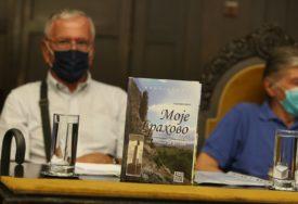 """""""MOJE GRAHOVO OD BERLINA DO DEJTONA"""" Monografija promovisana u Banskom dvoru (FOTO)"""