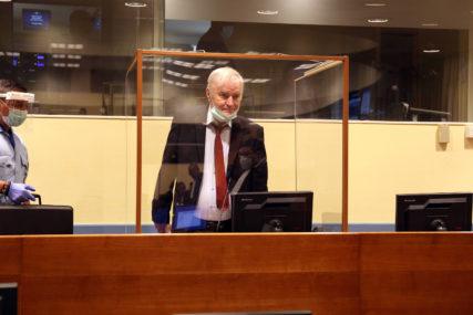ODLUKA DONESENA VEĆINOM GLASOVA Odbijen zahtjev za hospitalizaciju Mladića