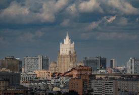 """""""ZVANIČNICI IGRAJU NA ANTIRUSKU KARTU"""" Moskva reagovala na predizbornu situaciju u Crnoj Gori"""