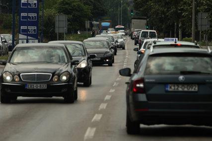 POVOLJNI USLOVI ZA VOŽNJU Saobraćaj se jutros odvija nesmetano na većini putnih pravaca u BiH