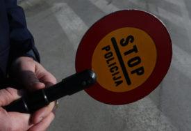 """NAPRAVIO NIZ PREKRŠAJA Za dan """"zaradio"""" saobraćajne kazne u iznosu od 5.600 EVRA"""