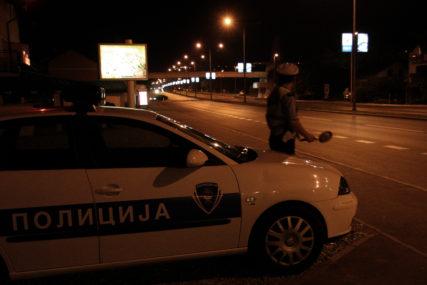 VOZIO MRTAV PIJAN Banjalučanin zadržan u policiji dok se nije otrijeznio