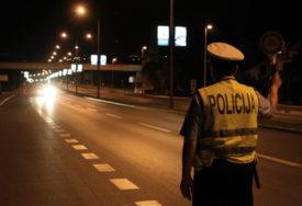 URUČENI PREKRŠAJNI NALOZI Dva vozača isključena iz saobraćaja zbog odbijanja testiranja na narkotike