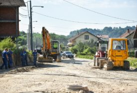 RADOVI PRI KRAJU Šargovačka ulica spremna u septembru