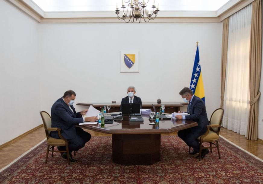 POKUŠAJ OTIMANJA TUĐIH NADLEŽNOSTI, MIMO ZAKONA Ovo je za Dodika neprihvatljivo u memorandumu CIK i IFES