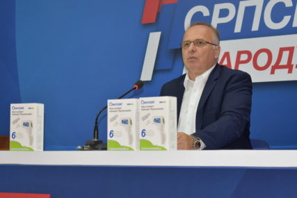 NADA ZA SPAS OD PANDEMIJE Stanić: Srbija je lider u obezbjeđenju vakcina