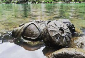 CRVENI ALARM UPALJEN, NADLEŽNI NE REAGUJU Vrbas vapi za čistoćom, Banjaluka ostaje bez svoje rijeke (VIDEO)