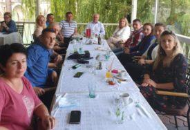 IZBORNA LISTA SPREMNA Đokić u Višegradu: Idemo na pobjedu