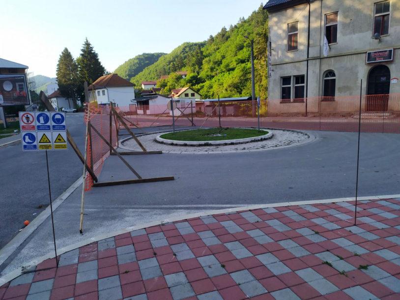 Spomenik mira, Srebrenica