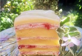 PRAVA RAPSODIJA UKUSA Torta sa malinama i bijelom čokoladom