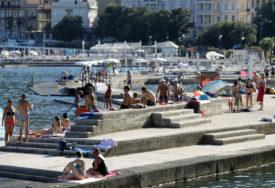 ČETVRTINA GOSTIJU IZ NJEMAČKE U Hrvatskoj trenutno 815.000 turista