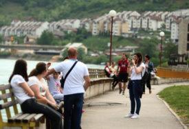 Najduže boravili Finci i Iranci: BiH za tri mjeseca posjetilo 144.116 turista ili petina manje nego lane